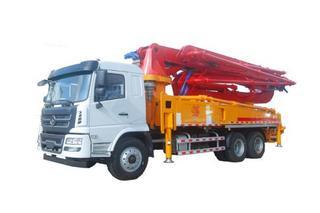 九合重工JHZ5260THB-38泵车