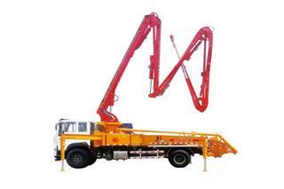 九合重工JH5230THB-35泵车