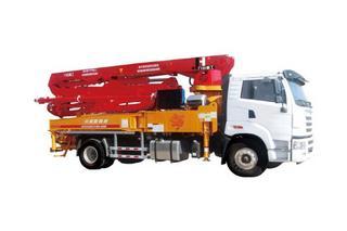 九合重工JH5200THB-30泵车