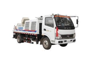 九合重工 HBC50-13-56D 车载泵