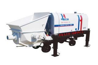 九合重工 HBMG-50/12-45S 拖泵