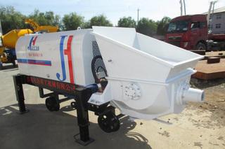 九合重工 HBMG-80/12-110S 拖泵