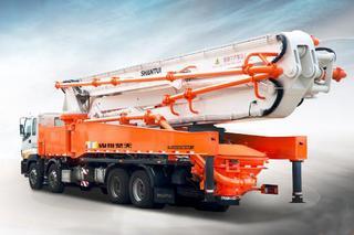 山推建友 HJC5410THB-56 泵车