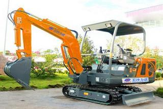 湘力诺W1挖掘机