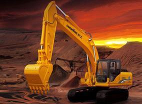 龙工 LG6225E 挖掘机