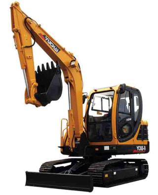 玉柴 YC65-9 挖掘机