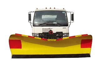 英达 SP3400 除雪机械