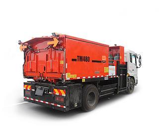 英达 TM480 沥青路面修补车