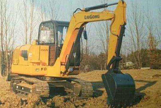柳工CLG9055E挖掘机