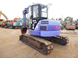 小松PC75-6U挖掘机