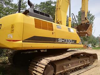 住友SH330LC-5挖掘机
