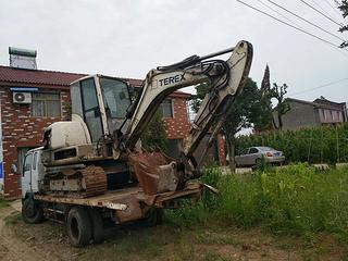 特雷克斯TC48/51挖掘机