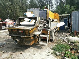 鸿得利 HBC110-14-195s 拖泵