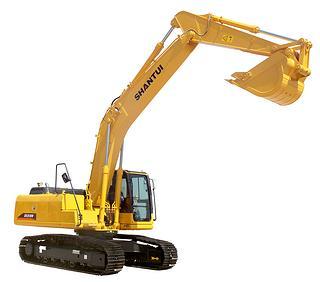 山推 SE210W 挖掘机