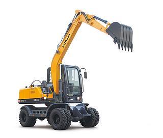 新源 XYB75W-9 挖掘机