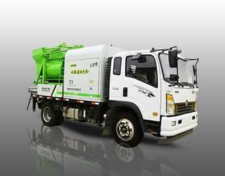金牛重工 T2 车载泵图片