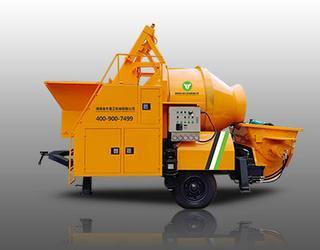 金牛重工 C1 拖泵