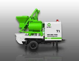 金牛重工 T1 拖泵