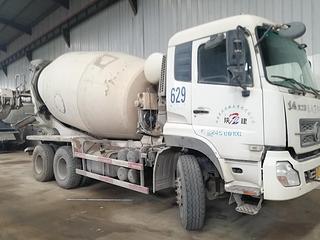 东风 DFL5251GJBA1 搅拌运输车图片