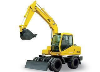 岱峰WLY80挖掘机