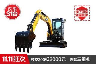 三一重工 SY35U 挖掘机