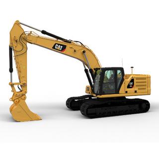 卡特彼勒 新一代Cat®330液压 挖掘机图片