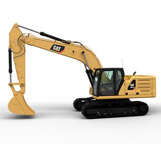 卡特彼勒 新一代Cat®330GC液压 挖掘机
