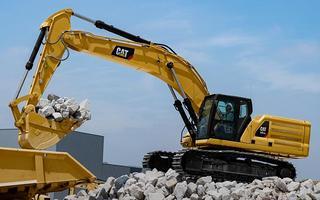 卡特彼勒 新一代CAT®345GC液压 挖掘机