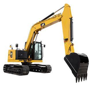 卡特彼勒 新一代CAT®310迷你液压 挖掘机