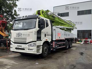 天晟机械50米泵车