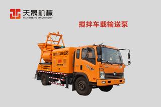 天晟机械 JHBC40C-37S/JHBC50E-45S 车载泵图片