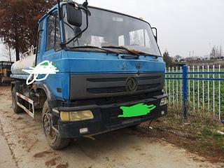 东风 EQ1108KJ 平板运输车