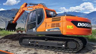 斗山 DX130-9C 挖掘机