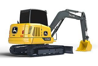约翰迪尔 E60 挖掘机