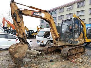 江麓機電 CN70-8 挖掘機圖片