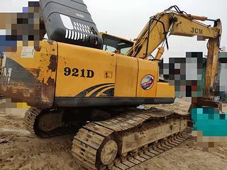 山重建機 921D 挖掘機圖片