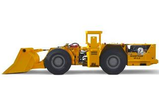 安百拓 Scooptram ST3.5 铲运机