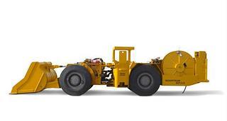 安百拓 Scooptram EST 3.5 铲运机