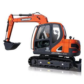斗山 DX75-9C PLUS 挖掘机