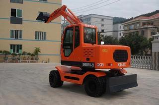 兴皓XH80W-9挖掘机