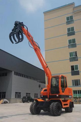 兴皓XH90W-9挖掘机
