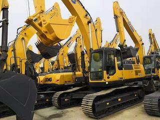 徐工XE335CA挖掘机