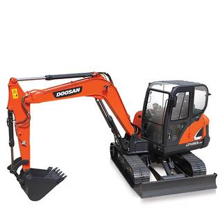 doosanDX60E-9C挖掘机