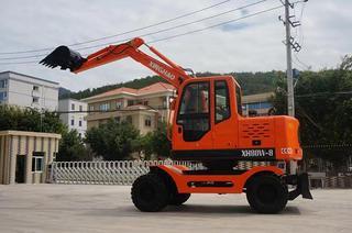 兴皓XH80W-8挖掘机