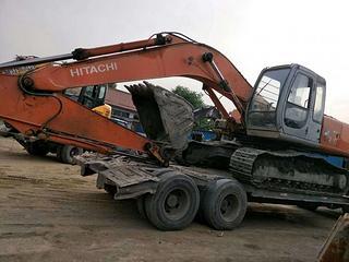 日立EX200-5HHE挖掘机