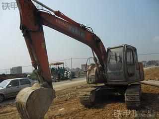 日立EX135USR-5挖掘机