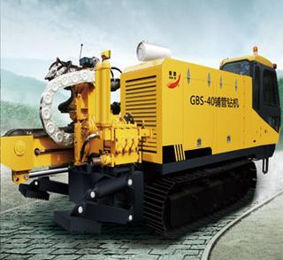 聚力科技 GBS-40 非開挖機械圖片