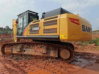 三一重工SY485S挖掘机