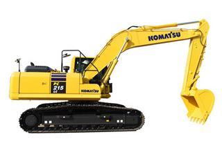 小松PC215LC-10M0挖掘机