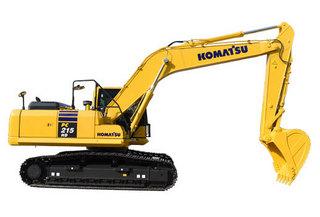 小松PC215HD-10M0挖掘机